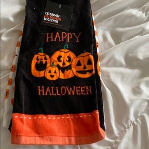🎃🎃 kitchen towels set of 2 NWT